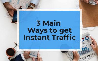 Who Else Wants Instant Traffic?